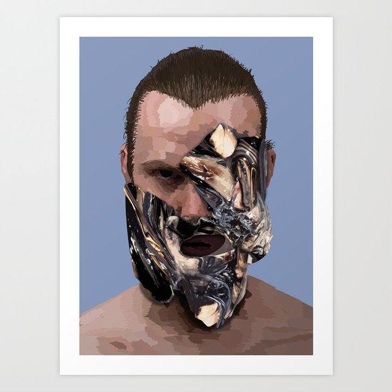 Bart Hess Homage Art Print