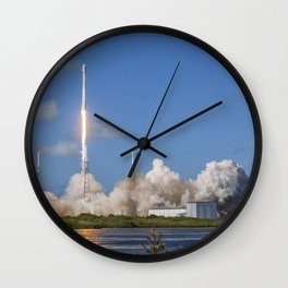 THAICOM 8 Launch (2016) Wall Clock