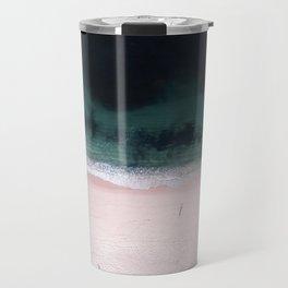 The purple umbrella Travel Mug