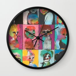 Medley Wall Clock