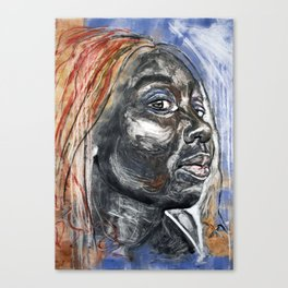 Darling, They Said Canvas Print