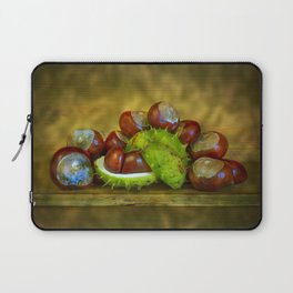 Conker Season Laptop Sleeve