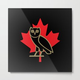 Born & Raised Metal Print