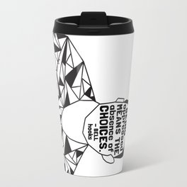 Freddie Gray - Black Lives Matter - Series - Black Voices Travel Mug