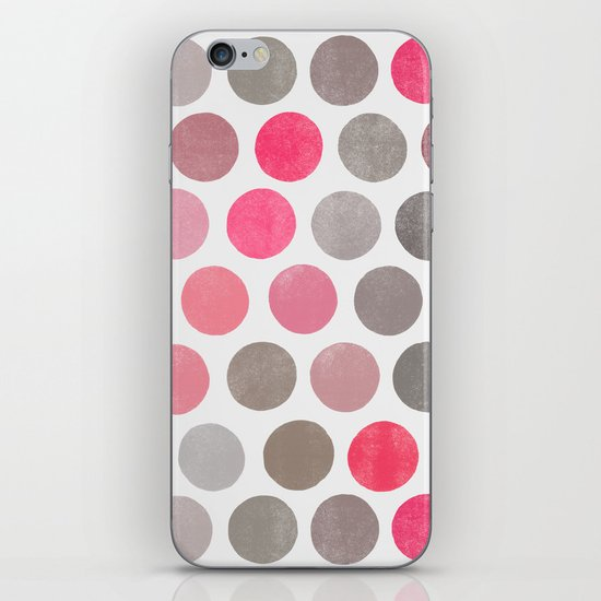 colorplay 4 sq iPhone & iPod Skin