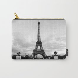Eiffel Tower - by Cheryl Gerhard Carry-All Pouch