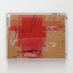 CROSS OUT #4 Laptop & iPad Skin