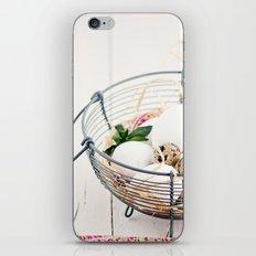 Eggs II iPhone & iPod Skin