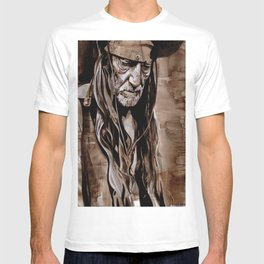 Sepia Willie T-shirt