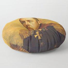Simon Pegg - replaceface Floor Pillow