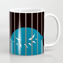 Evil Monster Kingpin Jailed v2 Coffee Mug