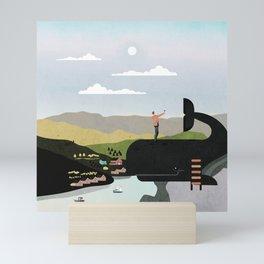 Norway 10 Mini Art Print