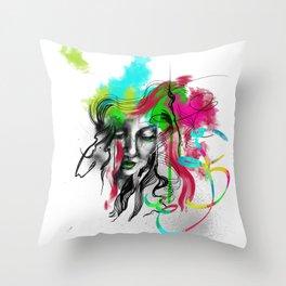 Goya Throw Pillow