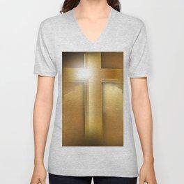 Christian Unisex V-Neck