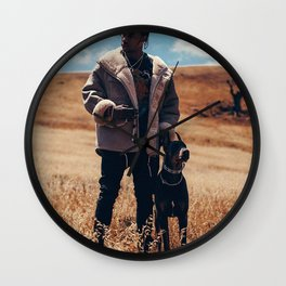 Travis Scot Wall Clock