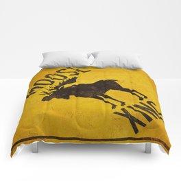 Moose Crossing XING Comforters