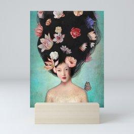 The Botanist's Daughter Mini Art Print