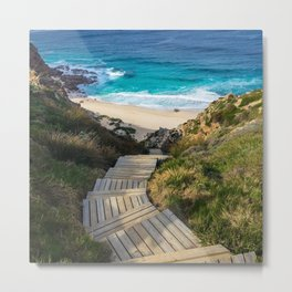 Tip of The African Continent  Metal Print