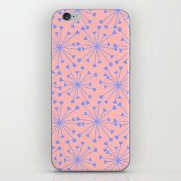 luv burst iPhone Skin