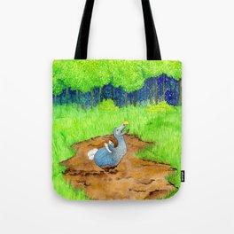 The Dodo Sinks Tote Bag