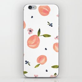 just peachy iPhone Skin