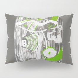 Série Gris 2 de 4 Paint Marker Pillow Sham