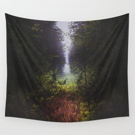 Through the wormhole Wall Tapestry