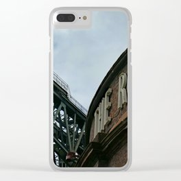 Down Finnieston Way Clear iPhone Case
