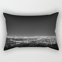LA Lights Rectangular Pillow