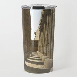 Temple of Luxor, no. 3 Travel Mug