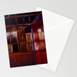 Blocked Light Stationery Cards