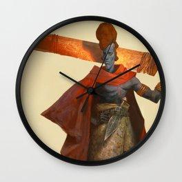 Pilgrim #3 Wall Clock