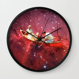 Let Me Get That For You Wall Clock