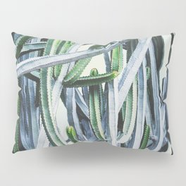 Green Crush Cactus I Pillow Sham