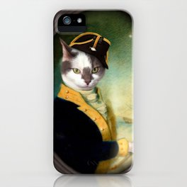 General Sparkles - Sailing by the Stars iPhone Case