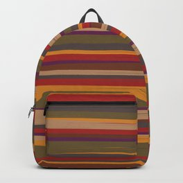 Fourth Doctor Scarf Backpack