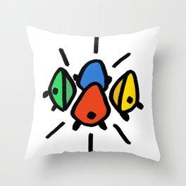 comunity Throw Pillow