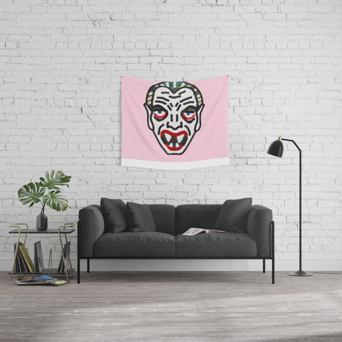 Dracula Wall Tapestry