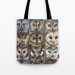 Owl Optics Tote Bag