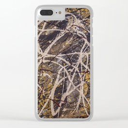 Verness painting Clear iPhone Case