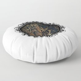 Fairy Court - The Wasp Floor Pillow