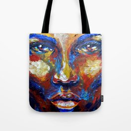 Blow by carographic Tote Bag