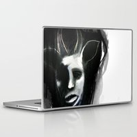 beast Laptop & iPad Skins featuring BEAST by Luca Soncini