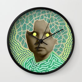 Nasty Girl 003 Wall Clock