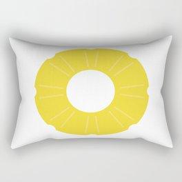 pineapple slice Rectangular Pillow