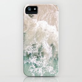 Frothy Fourth Beach iPhone Case
