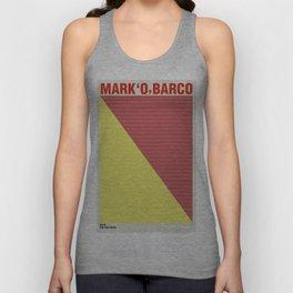 Mark 'O' Barco - Ocean Unisex Tank Top