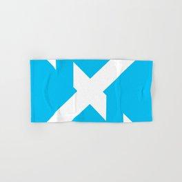 Chopped X Hand & Bath Towel