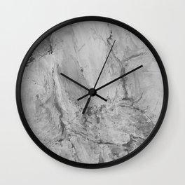 Paperbark - Black & White Wall Clock