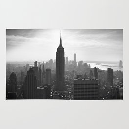 New York, USA. Rug